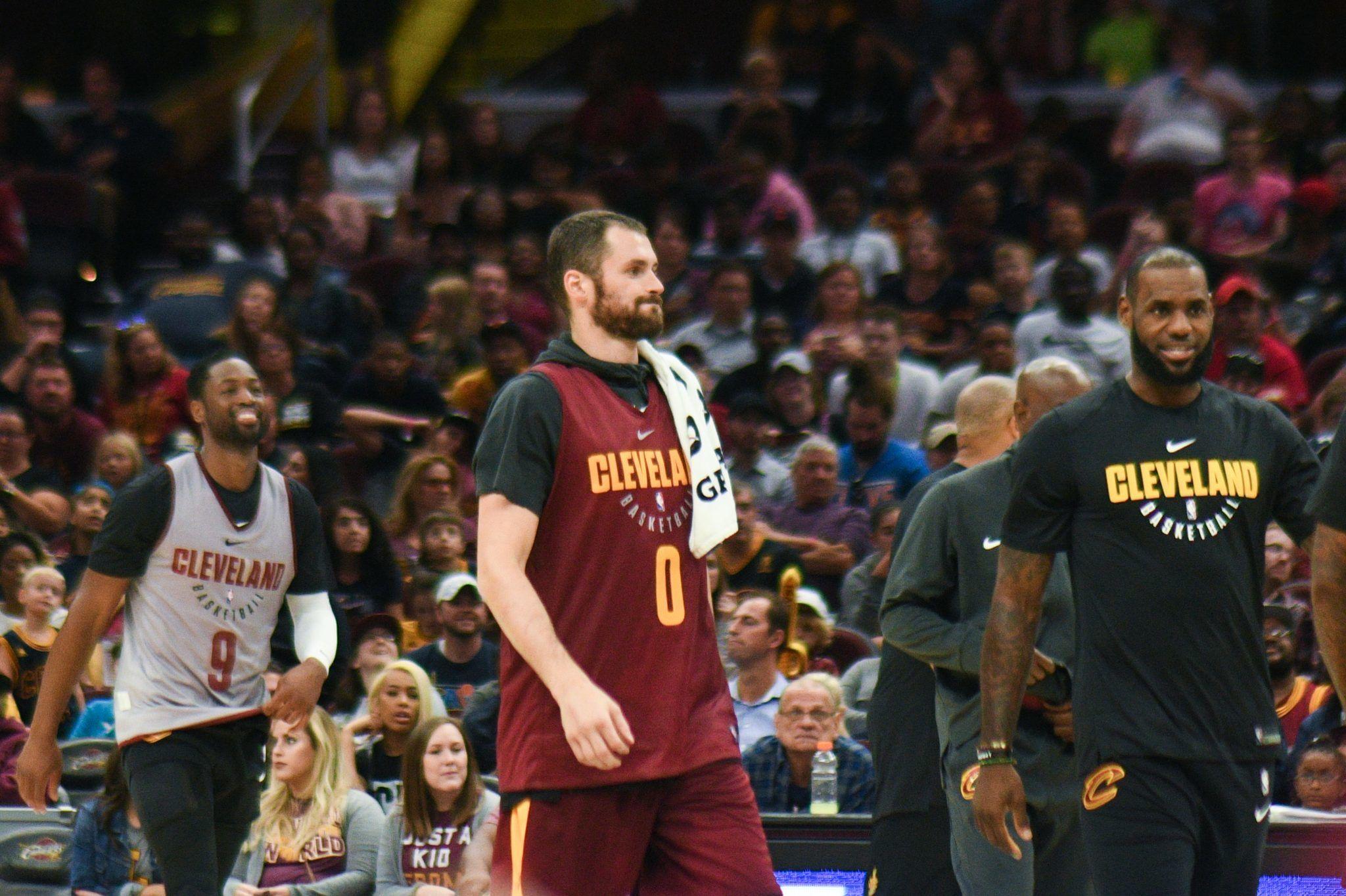 Photo of Pronósticos para el primer día de la temporada 2017-2018 de la NBA