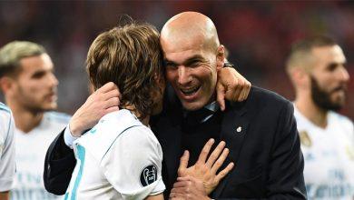 Photo of Carta de madridista a Zidane