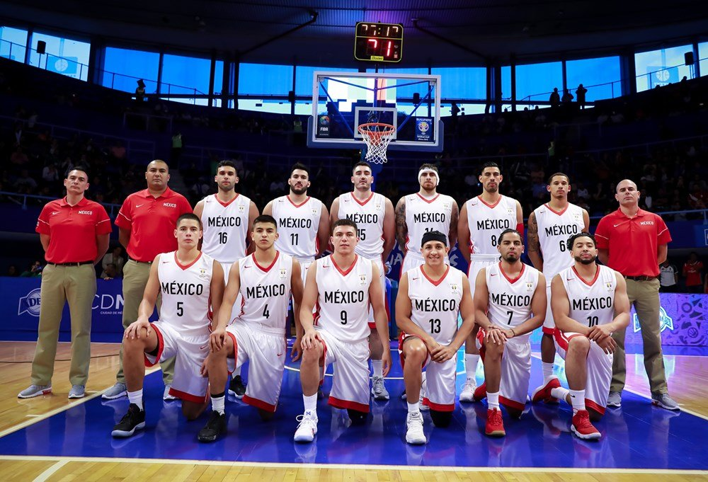 Selección Mexicana baloncesto 2018