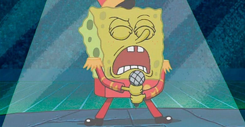 Piden la canción de Bob Esponja en el Super Bowl Portada