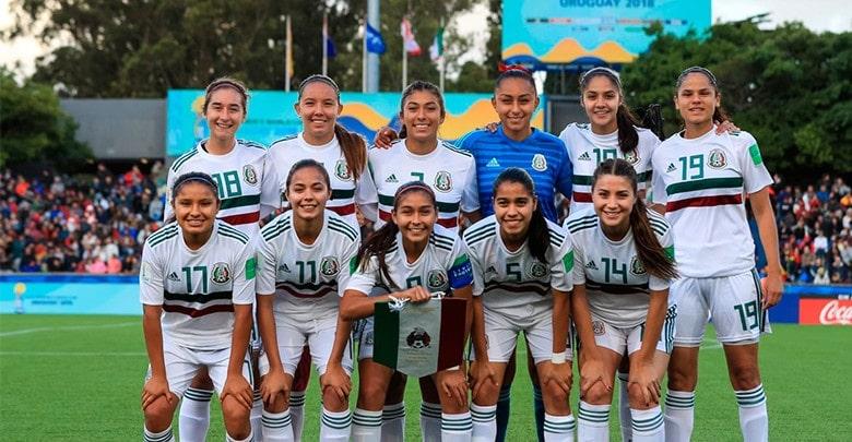 La selección mexicana femenil U-17 es subcampeona del mundial