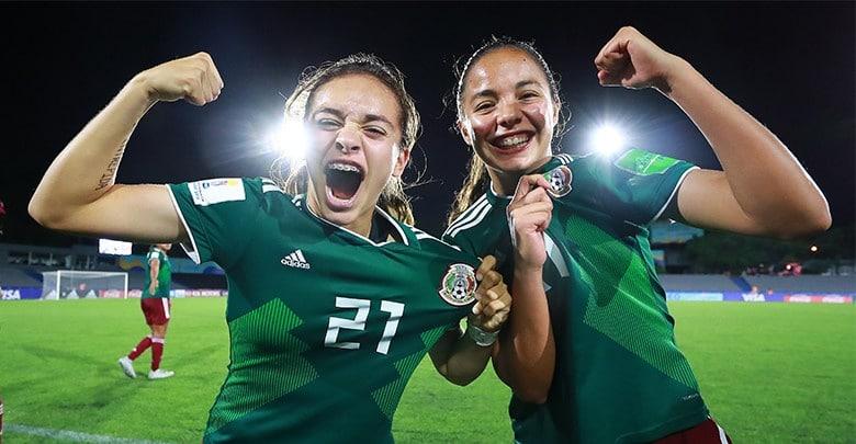 selección mexicana U-17 Portada