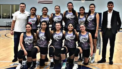 Photo of AS1 Hoops, el equipo mexicano femenil en liga de desarrollo en Estados Unidos
