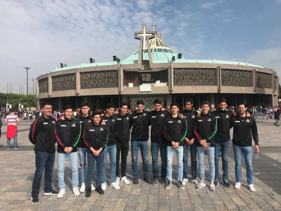 Selección mexicana U17 Centrobasket 2019