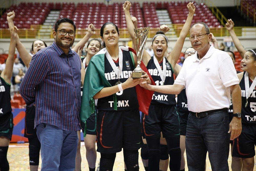 Centrobasket mariana Valenzuela U17