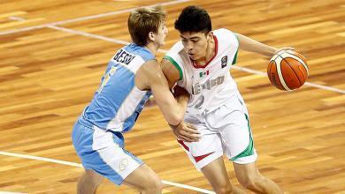 México vs Jamaica - Fase de grupos Centrobasket 2019