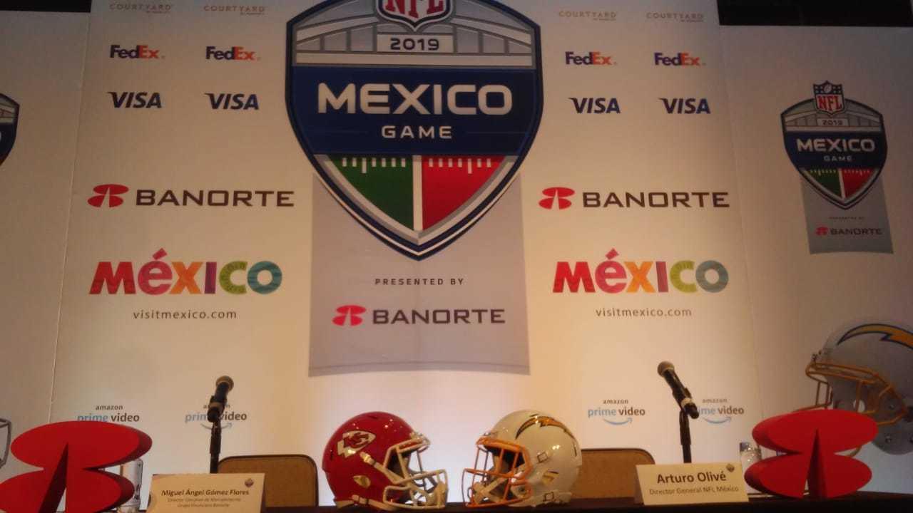 NFL México 3