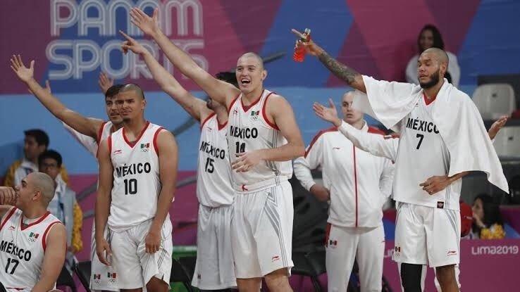 México Basquetbol Lima 2019 2