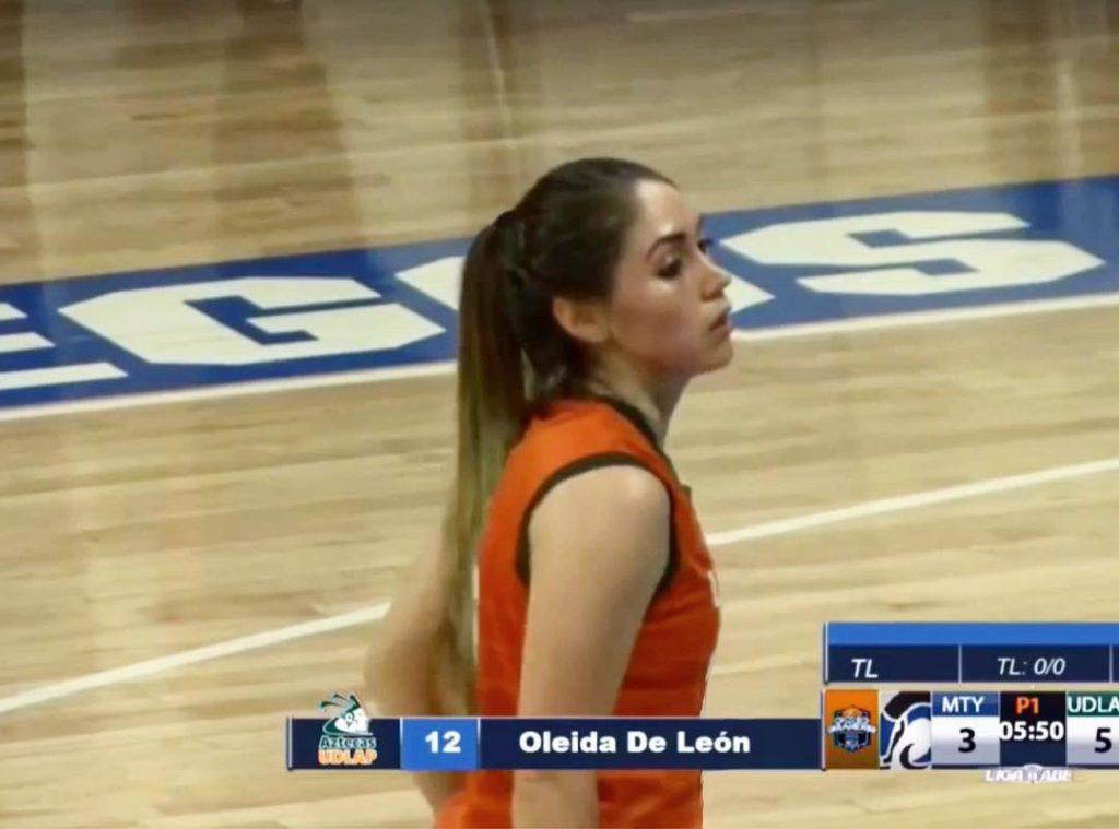 Oleida de León 1