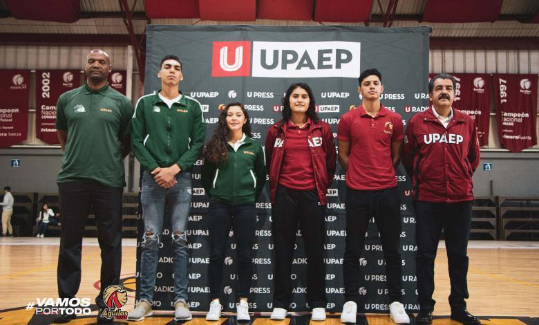 Clásico Universitario Aztecas UDLAP Águilas UPAEP