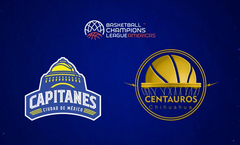 Capitanes Centauros BCL Americas