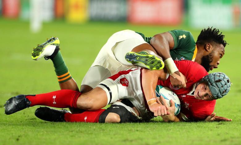 Sudáfrica deja a Gales fuera del Mundial