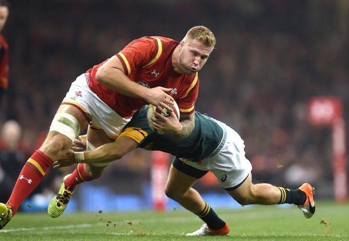 Gales va incompleto a la semifinal