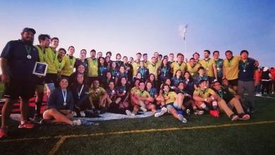 Photo of Pumas domina el rugby universitario