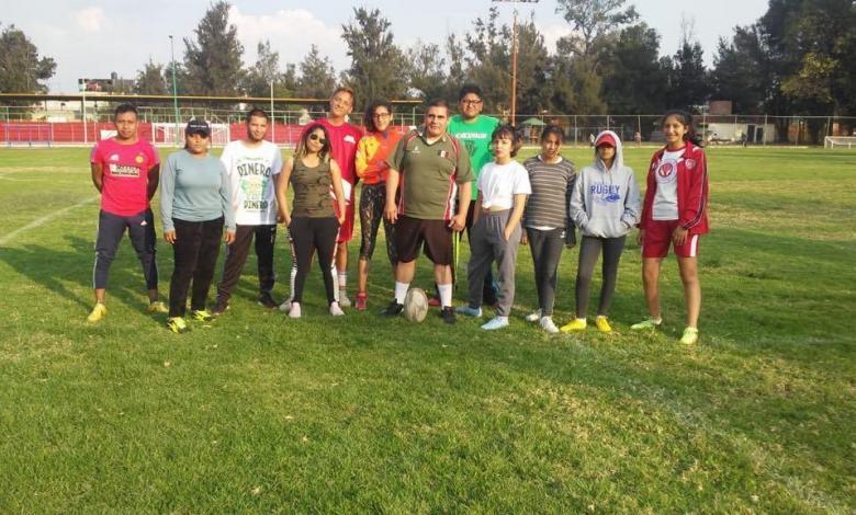 Escuela de árbitros de rugby en México