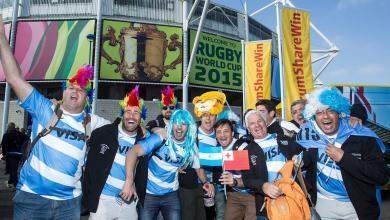Photo of Analizan llevar el Mundial de Rugby al continente americano