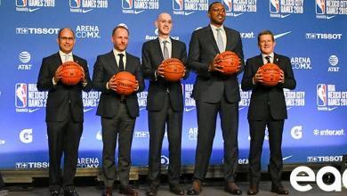 Photo of Capitanes de la Ciudad de México será un equipo de NBA G-League