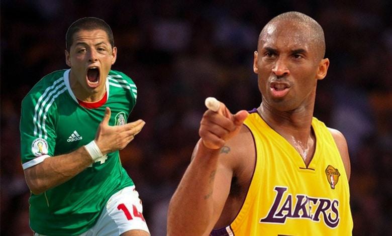 Photo of Kobe Bryant: «Traer jugadores grandes como Chicharito es bueno»