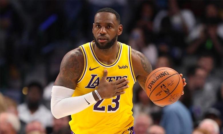 LeBron James tercer máximo anotador