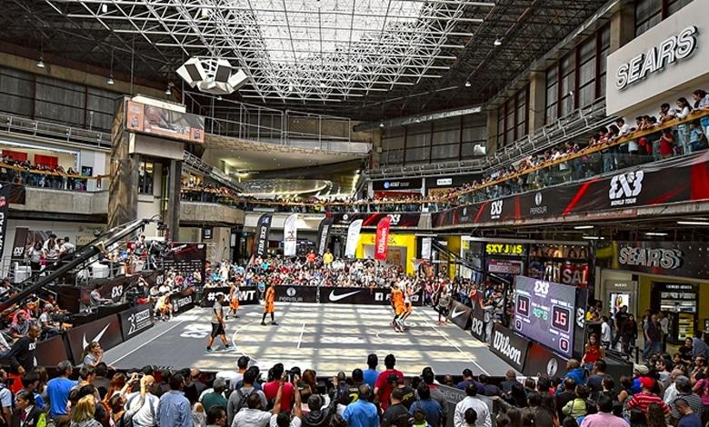Tour mundial 3x3 regresará a la Ciudad de México