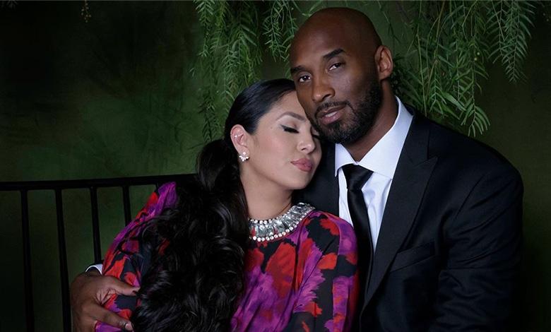 Vanessa Bryant y Kobe Bryant