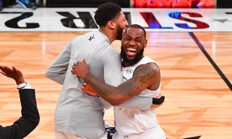 Datos juego de estrellas NBA