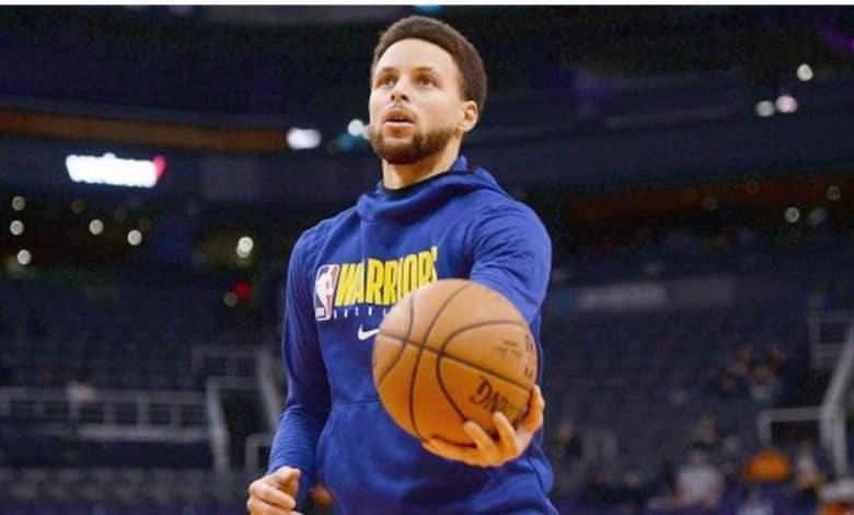 Stephen Curry básquetbol regresara pronto