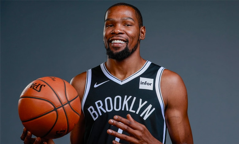 Jugadores NBA Coronavirus COVID-19 Kevin Durant