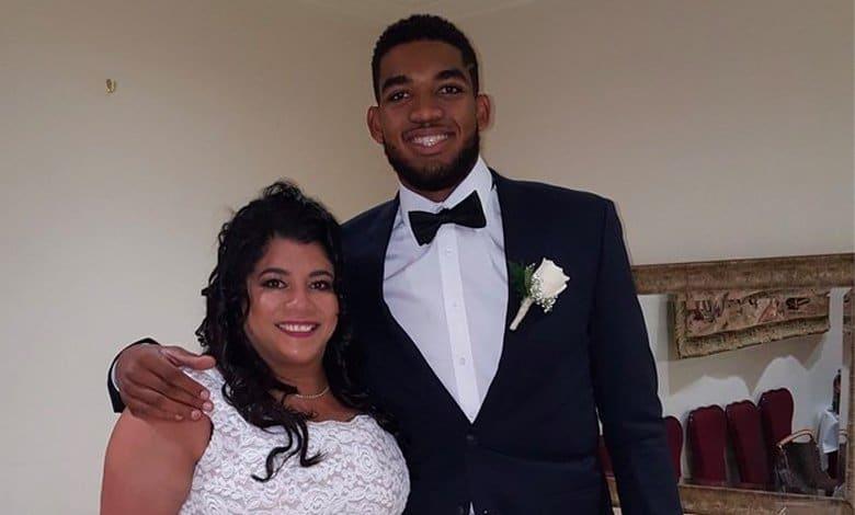 Karl Anthony Towns tiene a su madre grave de Coronavirus en el hospital