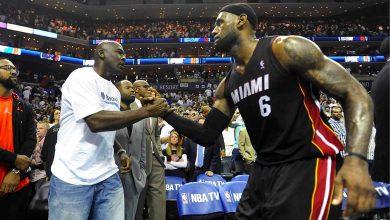 LeBron James serie documental The Last Dance Michael Jordan