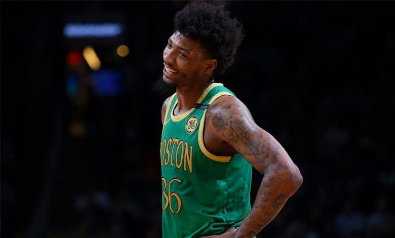 Marcus Smart donará Plasma NBA Coronavirus
