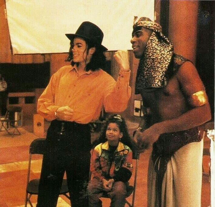 Michael Jackson, Magic Johnson Rmemeber the time