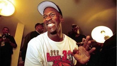 Se adelanta serie de Michael Jordan