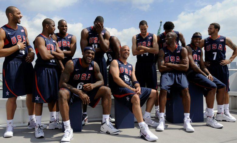 Dwyane Wade prepara documental de Team USA 2008