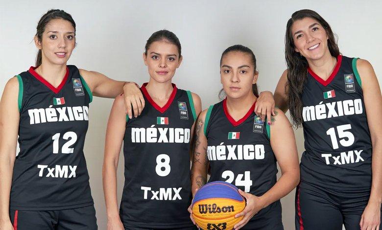 México hundido en básquetbol 3x3