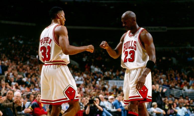 Scottie Pippen ganó mas dinero que Michael Jordan durante su carrera