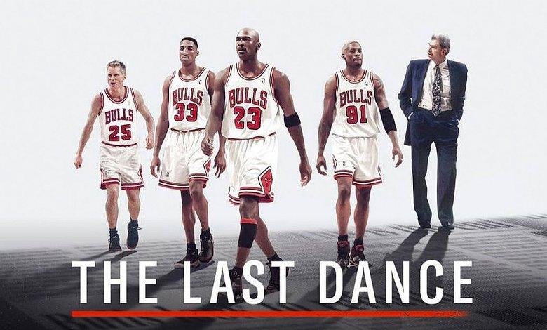 """""""The Last Dance"""" es lo mas visto en Netflix en México"""