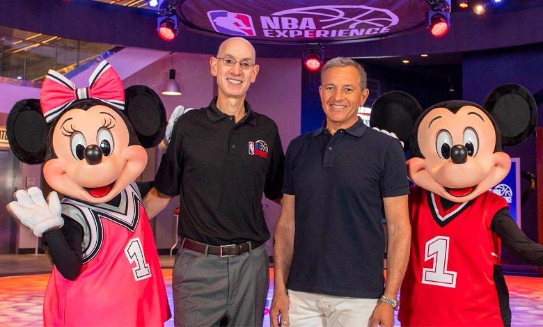 Walt Disney World y NBA