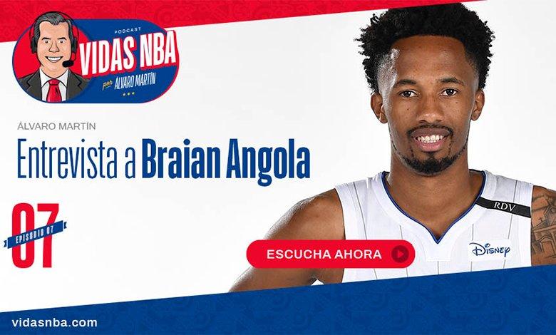 Braian Angola Alvaro Martin vidas NBA