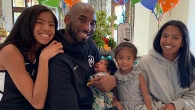 Photo of Vanessa Bryant y su felicitación a Kobe Bryant este Día del padre