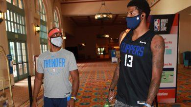 Photo of La NBA no presenta nuevas pruebas positivas de COVID-19