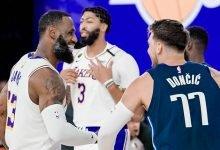 Photo of Dallas Mavericks vence a Los Angeles Lakers en su primer juego