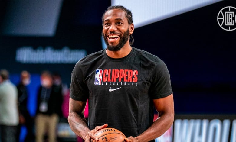 Kawhi Leonard NBA