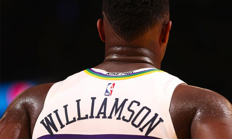 Zion Williamson regresa burbuja NBA