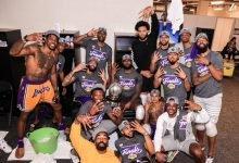 Photo of Los Lakers ya conocen el calendario para las finales de la NBA