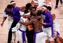 Photo of Los Lakers ganan las finales de la NBA