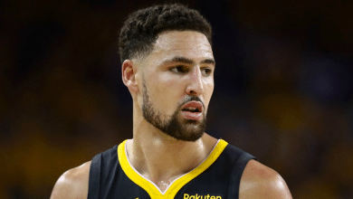 Klay Thompson regresa a su lesión