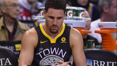 Klay Thompson ruptura tendon de aquiles
