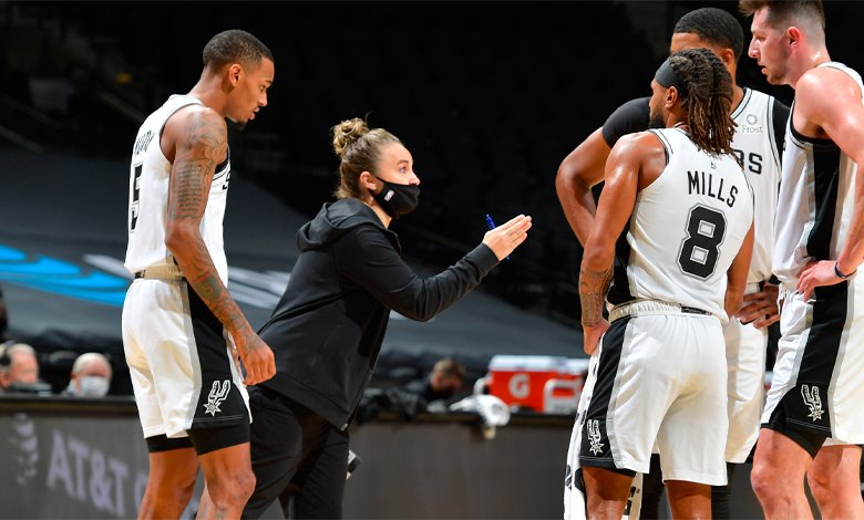 Becky Hammon primera entrenadora mujer NBA