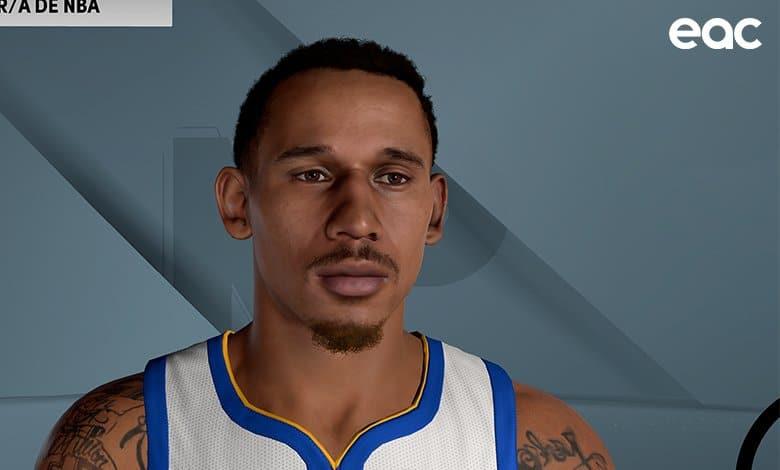 Juan Toscano subió su media de jugador en NBA 2K21_